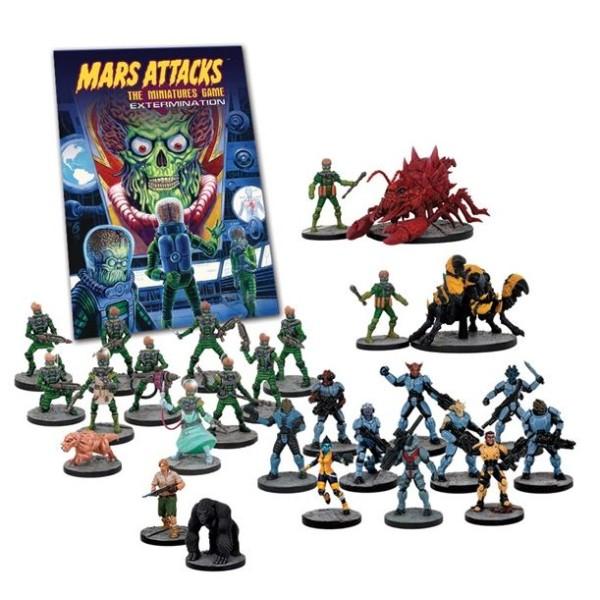 Mars Attacks - Extermination