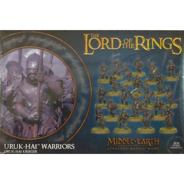 Middle-Earth Strategy Battle Game - Uruk-hai Warriors