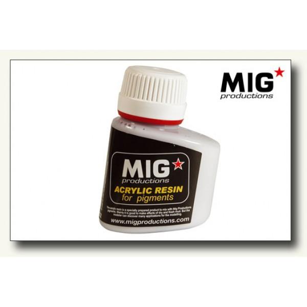 MIG Pigments - Acrylic Resin