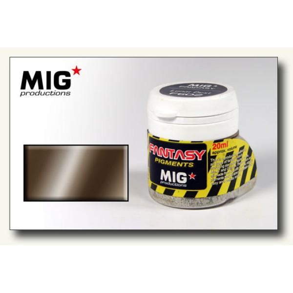 MIG Pigments - Fantasy: Carbon Steel