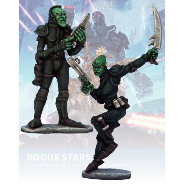 Rogue Stars - Assassins