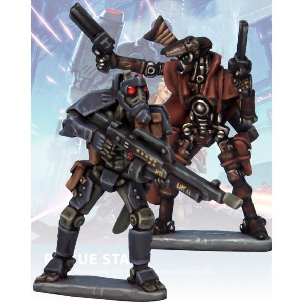 Rogue Stars - Gun Bots