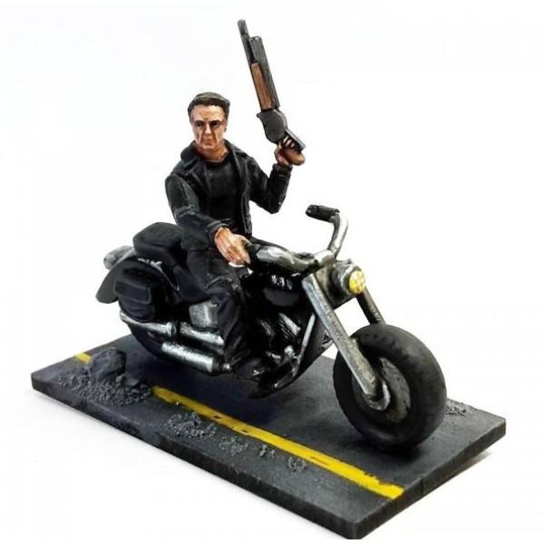 Terminator Genisys - Guardian on bike