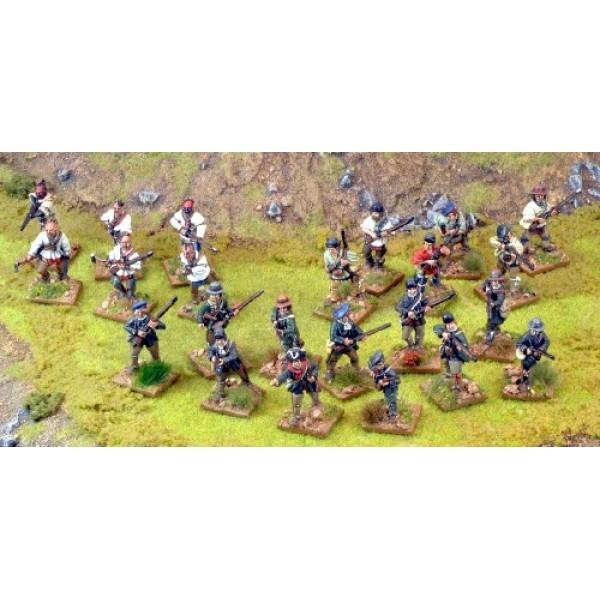 Muskets & Tomahawks - British Wilderness Force