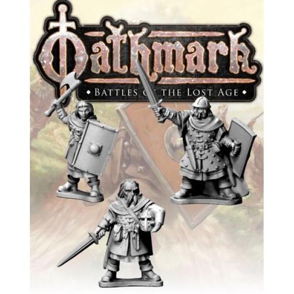 Oathmark - Human Infantry - Human Champions