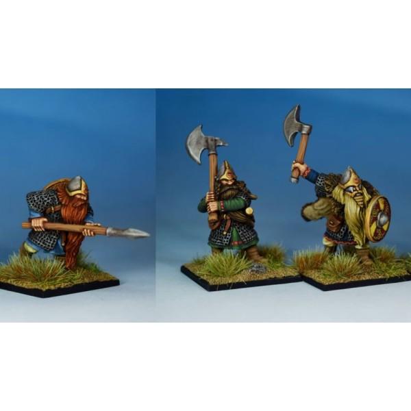 Oathmark - Dwarf Infantry - Champions