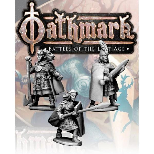 Oathmark - Elf Infantry - Elf Champions