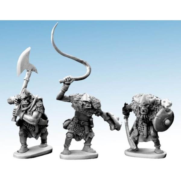 Oathmark - Goblin Infantry - Champions
