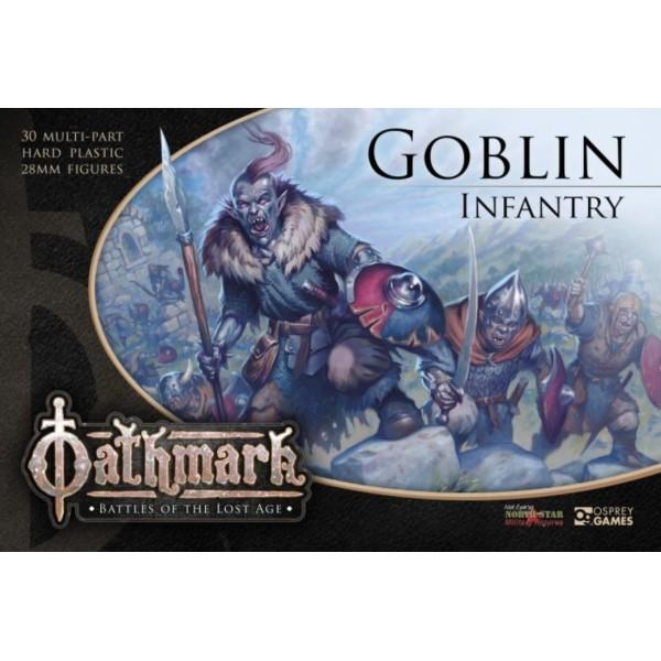 Oathmark - Goblin Infantry - Plastic Boxed Set