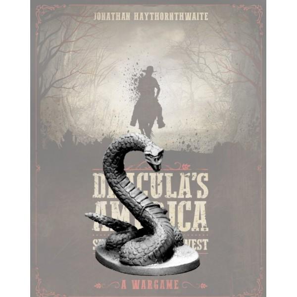 Dracula's America - Temple Snake