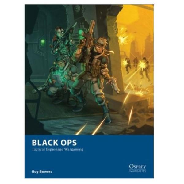Osprey Wargames - Black Ops - Rulebook