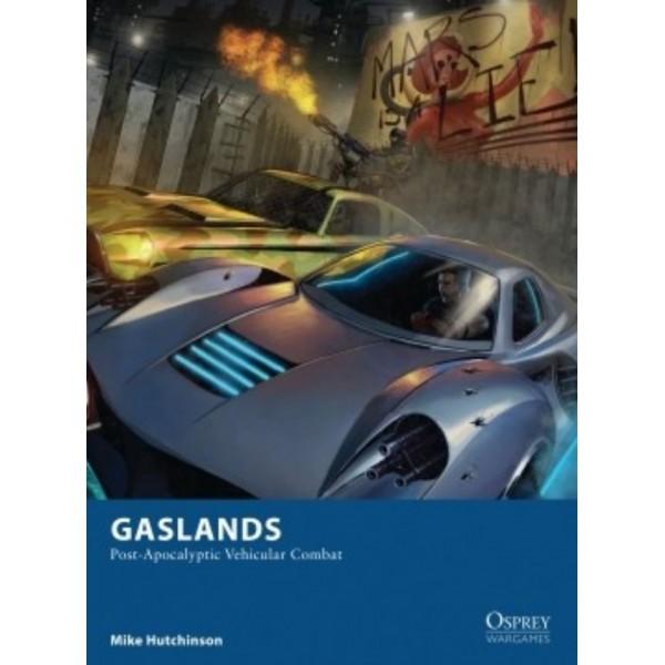 Gaslands - Post-Apocalyptic Vehicular Combat
