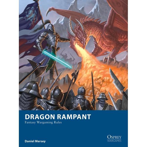 Dragon Rampant - Fantasy Wargaming Rules