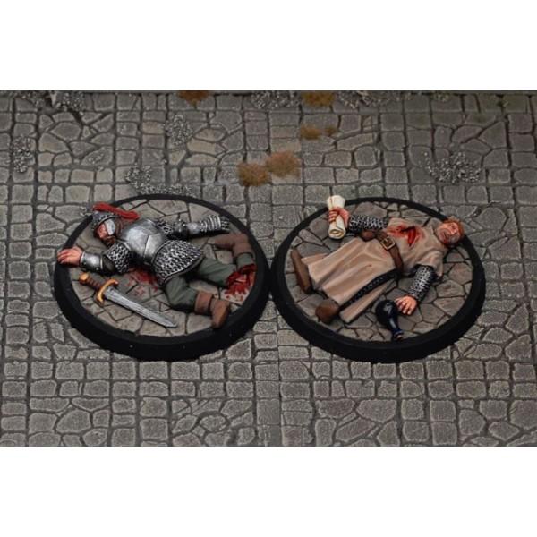 Otherworld Miniatures - Slain Adventurers I (2)