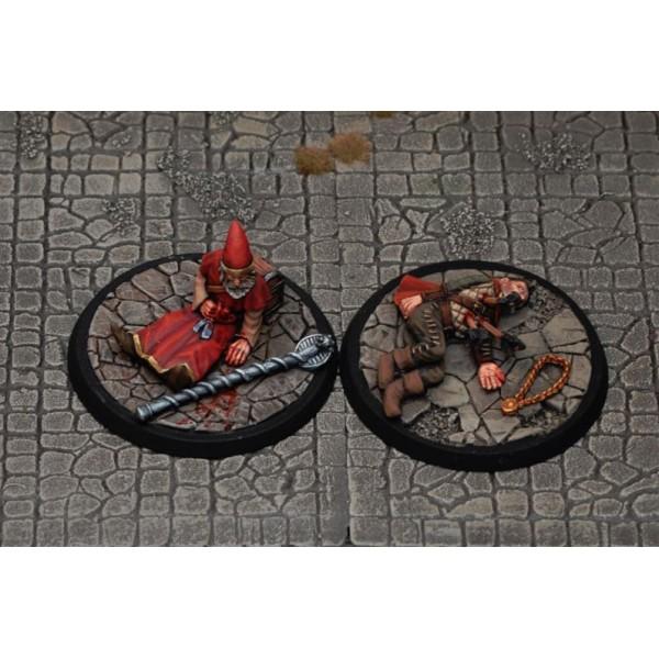 Otherworld Miniatures - Slain Adventurers II (2)