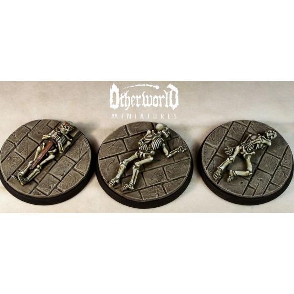 Otherworld Miniatures - Inanimate Skeletons I (3)