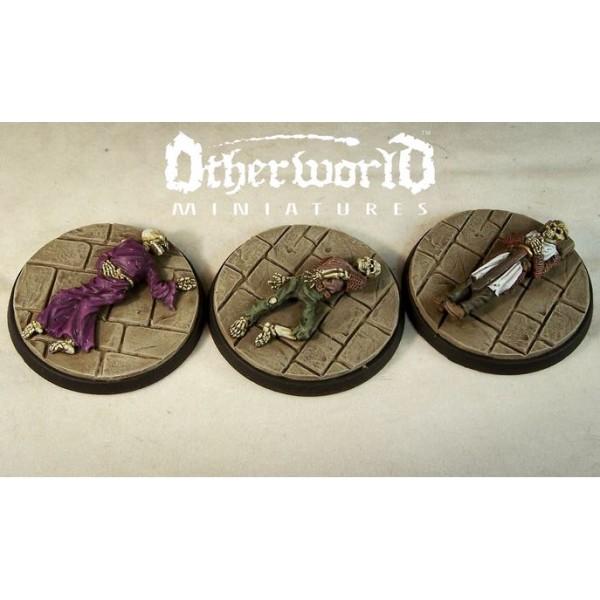 Otherworld Miniatures - Inanimate Skeletons II (3)