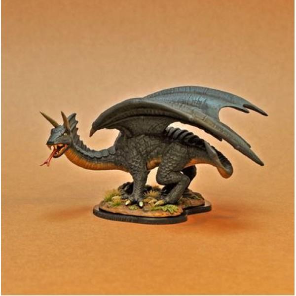 Otherworld Miniatures - Black Dragon