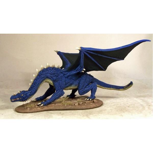 Otherworld Miniatures - Blue Dragon