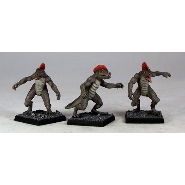 Otherworld Miniatures - Troglodytes II (3)