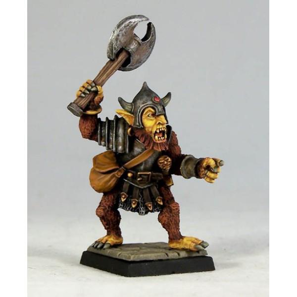 Otherworld Miniatures - Bugbear Chieftain