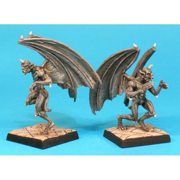 Otherworld Miniatures - Gargoyles (2)