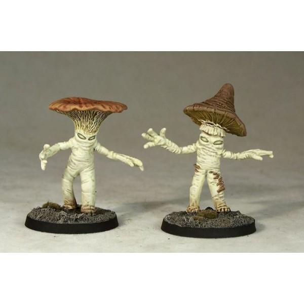Otherworld Miniatures - Greater Myconids (2)