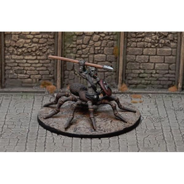 Otherworld Miniatures - Drider, male II
