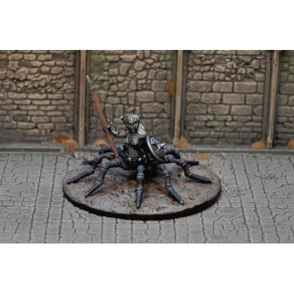 Otherworld Miniatures - Drider, Female II