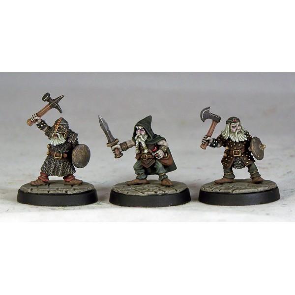 Otherworld Miniatures - Duergar Warriors I (3)