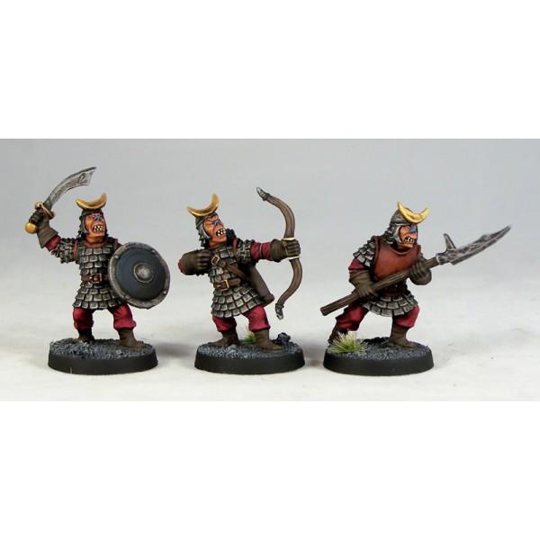 Otherworld Miniatures - Hobgoblin Warriors I (3)