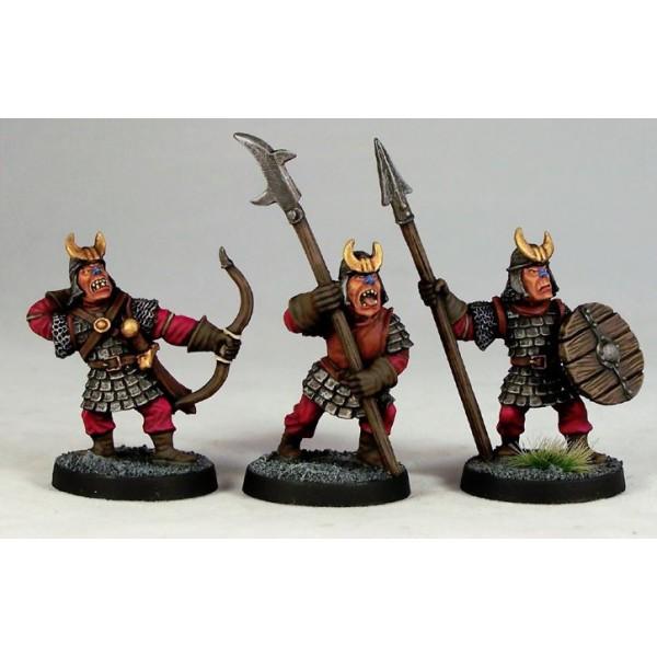 Otherworld Miniatures - Hobgoblin Warriors II (3)