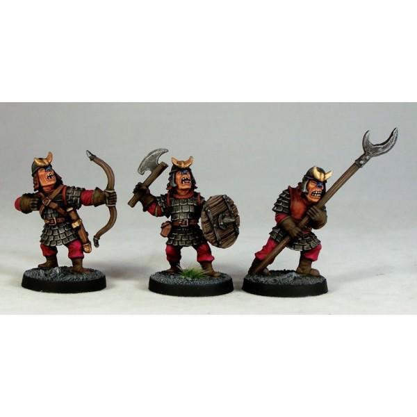 Otherworld Miniatures - Hobgoblin Warriors III (3)