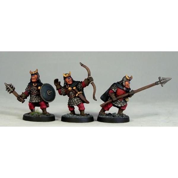 Otherworld Miniatures - Hobgoblin Warriors IV (3)