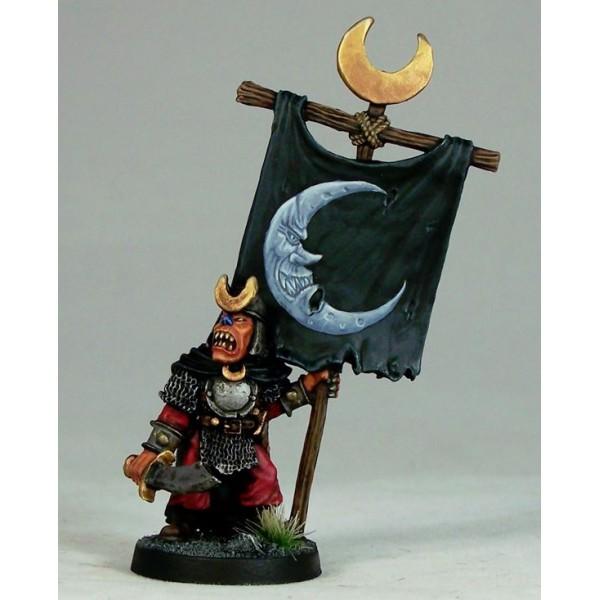 Otherworld Miniatures - Hobgoblin Standard Bearer
