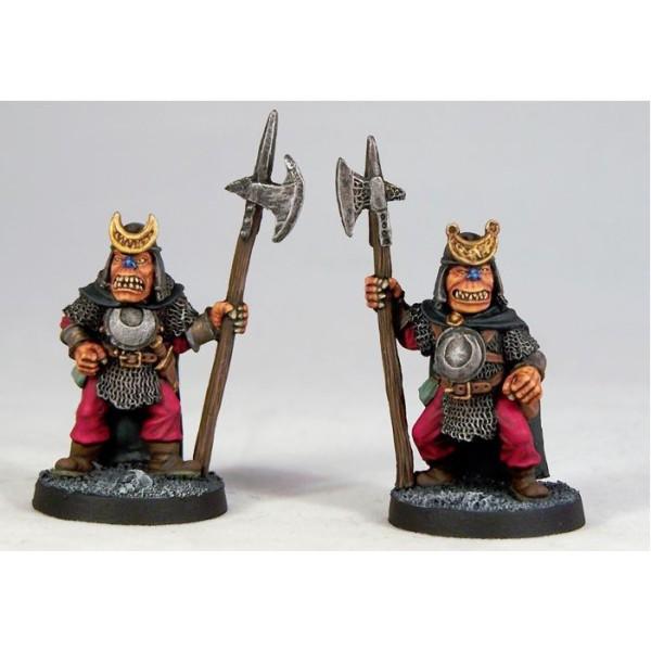 Otherworld Miniatures - Hobgoblin Guards I (2)