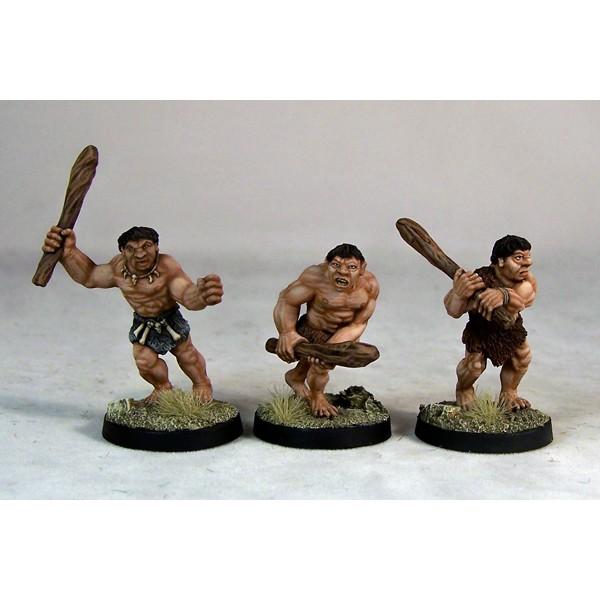 Otherworld Miniatures - Caveman Warriors II (3)