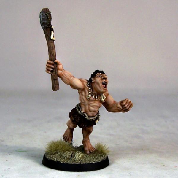 Otherworld Miniatures - Caveman Chieftain