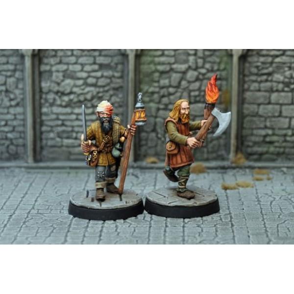 Otherworld Miniatures - Tomb Robbers (2)
