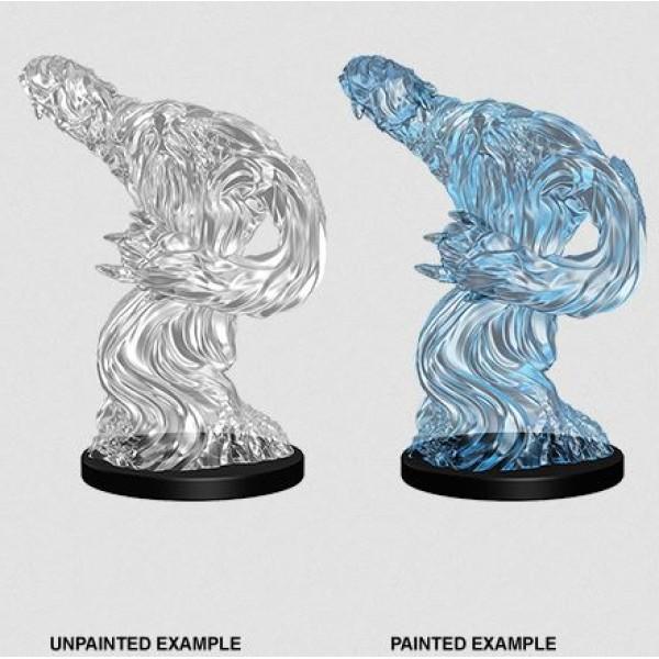 Pathfinder - Deep Cuts Unpainted Miniatures: Medium Water Elemental