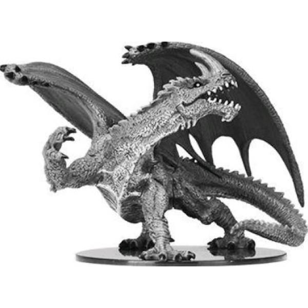 Pathfinder - Deep Cuts Unpainted Miniatures: Gargantuan Green Dragon