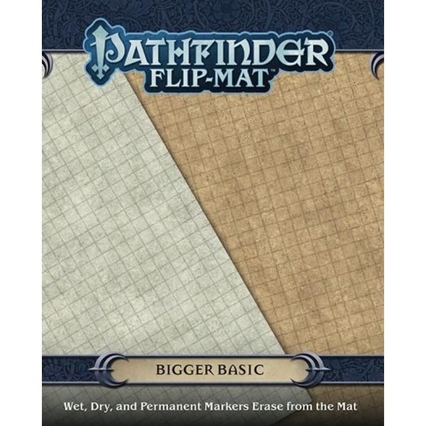 Pathfinder RPG - Flip Mat - Bigger Basic