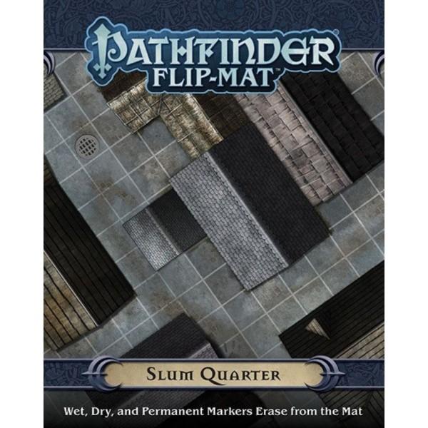 Pathfinder RPG - Flip Mat - Slum Quarter