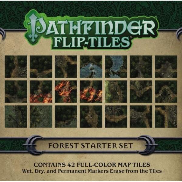 Pathfinder RPG - Flip Tiles - Forest Starter Set