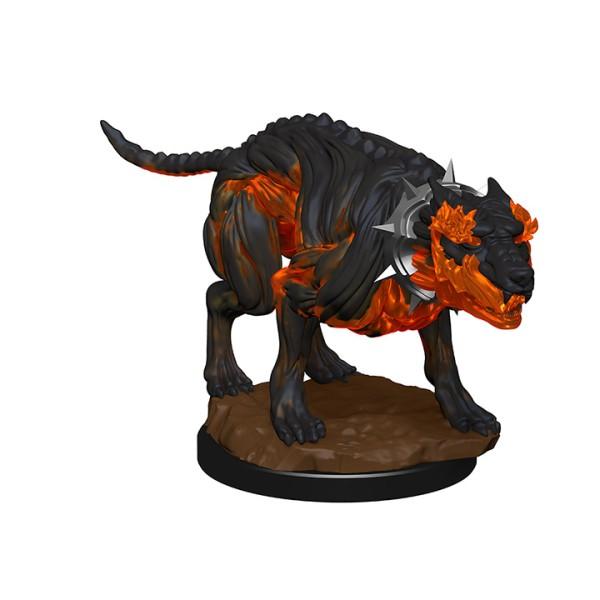Pathfinder - Deep Cuts Unpainted Miniatures: Hell Hounds