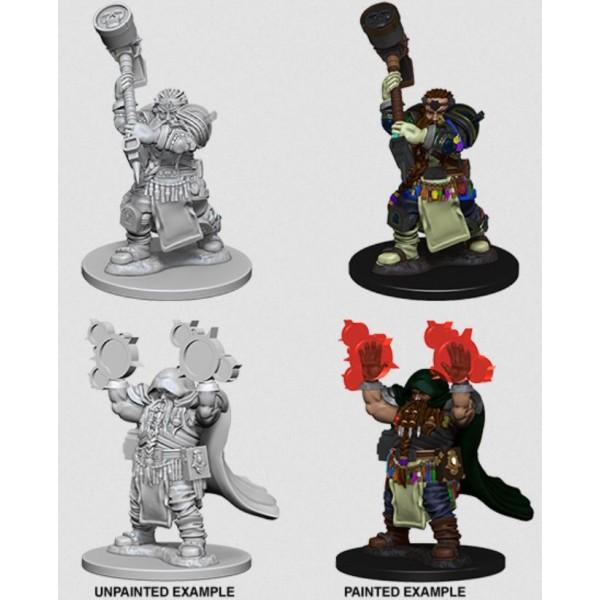 D&D - Nolzur's Marvelous Unpainted Minis: Dwarf Male Cleric