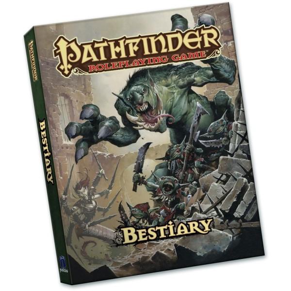 Pathfinder RPG - Bestiary Pocket Edition