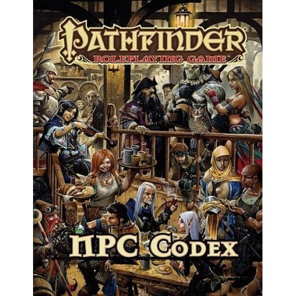 Pathfinder RPG - NPC Codex