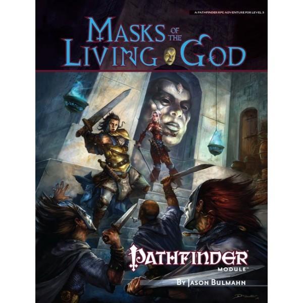 Pathfinder RPG - Module: Masks of the Living God (3rd level)