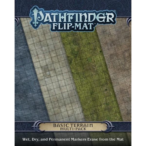 Pathfinder RPG - Flip Mat Basic Terrain Multi Pack
